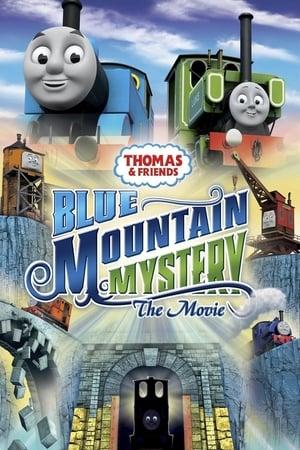 Thomas & Friends: Blue Mountain Mystery - The Movie (2012)