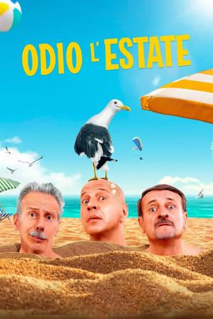 Poster Odio l'estate (2020)