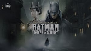 Batman Gotham Luz de Gas