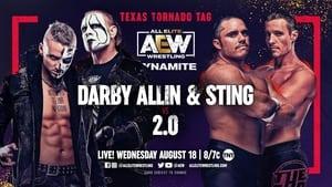 Watch S3E33 - All Elite Wrestling: Dynamite Online