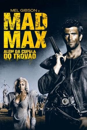 Mad Max: Além da Cúpula do Trovão - Poster