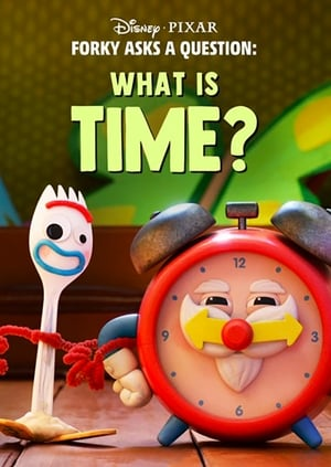 Forky Asks a Question: What Is Time?-Tony Hale