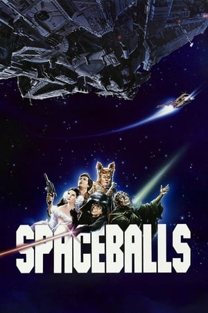 Spaceballs (1987) is one of the best movies like The Hitchhiker's Guide To The Galaxy (2005)