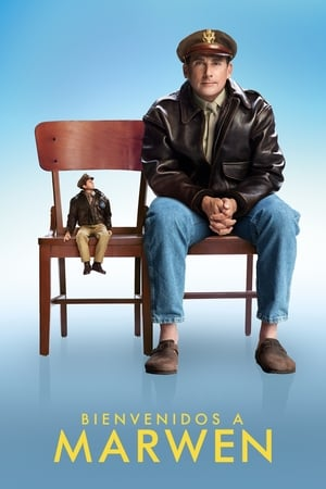 Welcome to Marwen film posters