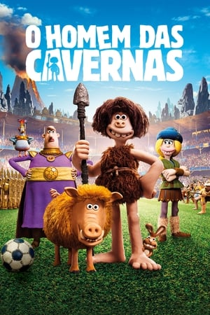 O Homem das Cavernas Torrent, Download, movie, filme, poster