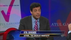 The Daily Show with Trevor Noah - Atul Gawande Wiki Reviews