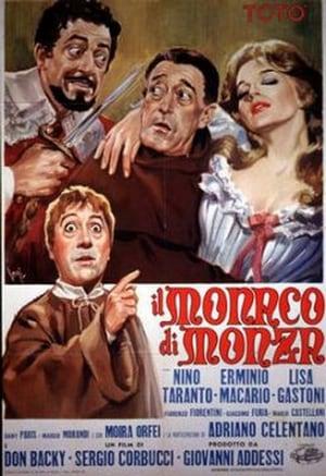 Capa do filme Il Monaco di Monza