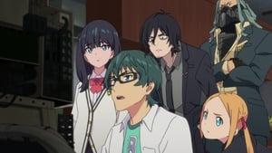 SSSS.GRIDMAN 1. Sezon 7. Bölüm (Anime) izle
