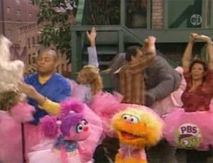 Sesame Street Season 38 :Episode 6  The Tutu Spell