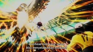 Captain Tsubasa (2018): 1 Staffel 25 Folge