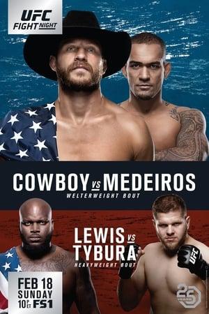UFC Fight Night 126: Cowboy vs. Medeiros (2018)