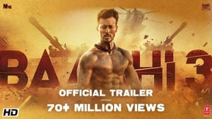 Baaghi 3 Bollywood Movie in HD
