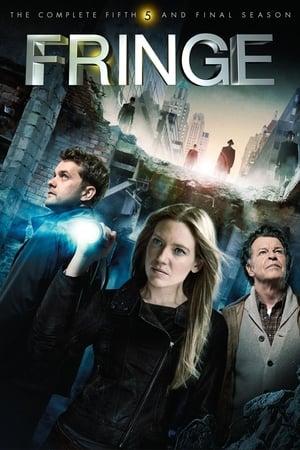 Fringe 5ª Temporada Torrent, Download, movie, filme, poster