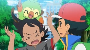 Pokémon Season 23 :Episode 59  The Lost Grookey! Who is the Trainer!?