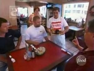 Diners, Drive-Ins and Dives: 4×8