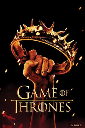 Game of Thrones 2ª Temporada Torrent, Download, movie, filme, poster