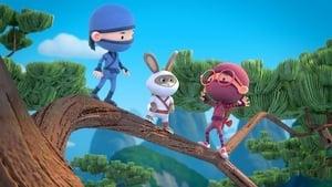 Hello Ninja Season 1 :Episode 1  Cottontail Ninja