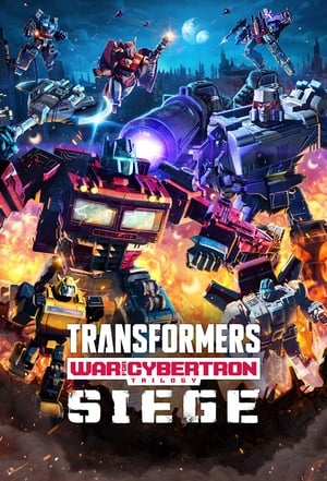 Transformers: War for Cybertron: Season 1 (2020)