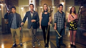 Online The Librarians Temporada 2 Episodio 4 ver episodio online Y el coste de la educación