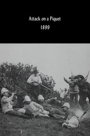 Attack on a Piquet (1899)