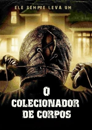 O Colecionador de Corpos Torrent, Download, movie, filme, poster