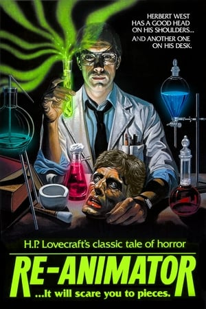 Poster Re-Animator (1985)