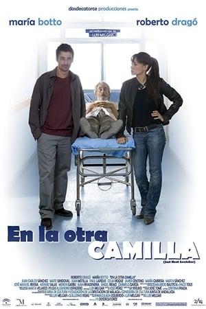 Poster En la otra camilla (2008)