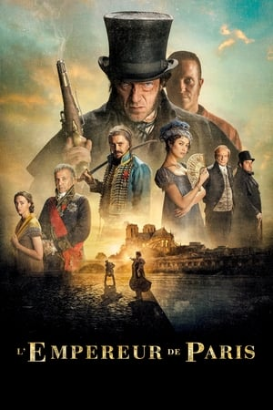 Film L'Empereur de Paris streaming VF gratuit complet