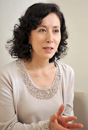 Atsuko Takahata isKeiko Sasamoto