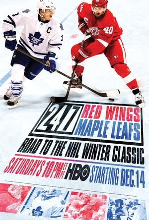 Image 24/7 - Road to the NHL Winter Classic: Red Wings/Maple Leafs