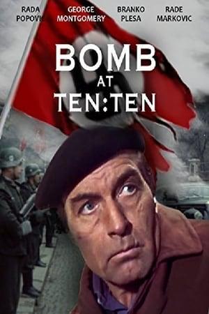 Bomb at 10:10 poster