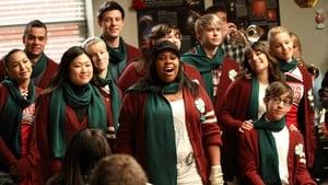 Episodio TV Online Glee HD Temporada 2 E10 Feliz Glee Navidad