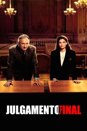 Julgamento Final - Poster
