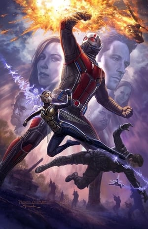 Ant-Man and the Wasp film posters