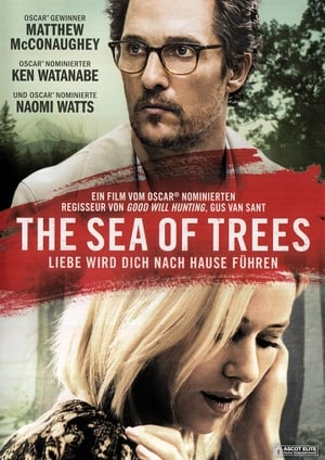 Filmposter The Sea of Trees
