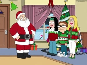 American Dad! Season 4 : The Most Adequate Christmas Ever