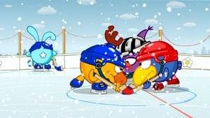 Kikoriki Season 1 :Episode 164  Hockey. Part 1
