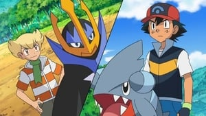 Pokémon Season 12 :Episode 53  Gotta Get a Gible!