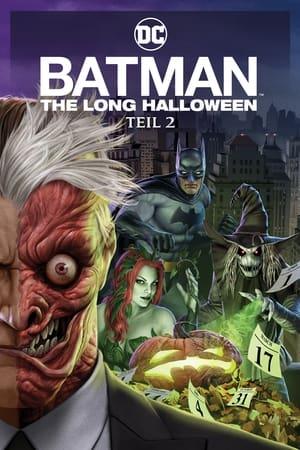 poster Batman: The Long Halloween, Part Two