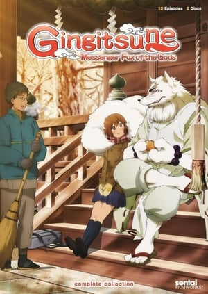 Gingitsune: Messenger Fox of the Gods