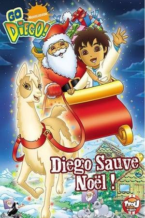 Image Go, Diego, Go!: Diego Saves Christmas!