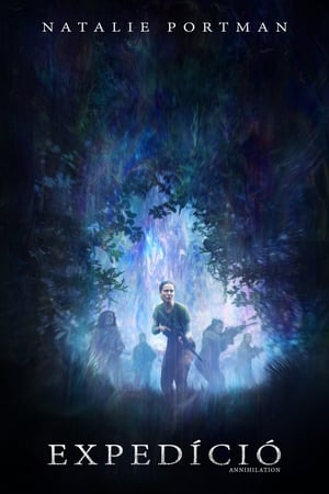 Annihilation film posters