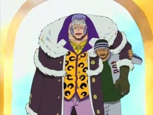 One Piece Season 1 :Episode 22  The Strongest Pirate Fleet! Commodore Don Krieg!