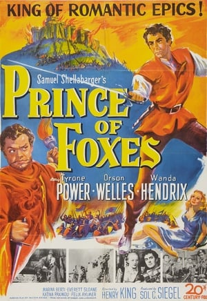 Poster Prince of Foxes