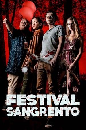 Festival Sangrento - Poster