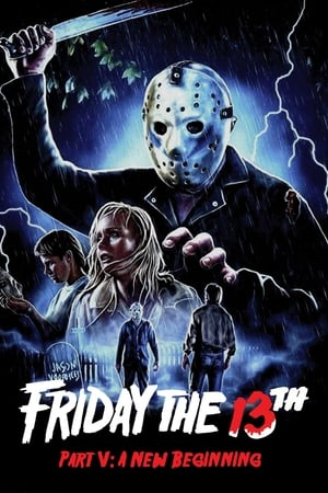 poster Friday the 13th: A New Beginning