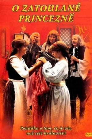 Capa do filme O zatoulané princezně