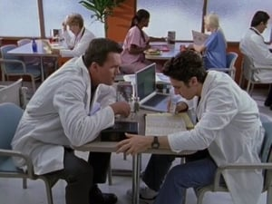 Episodio TV Online Scrubs HD Temporada 2 E5 Mi bata nueva