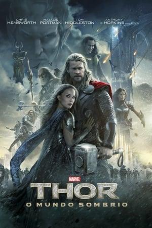 Thor: O Mundo Sombrio - Poster