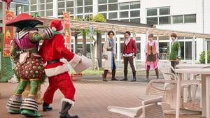 Super Sentai Season 43 : The Stolen Christmas